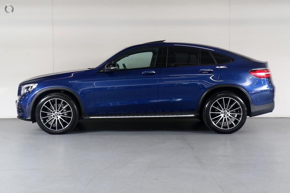 2019 Mercedes-Benz GLC 250 D Coupé