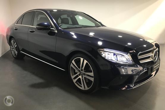 2018 Mercedes-Benz C 300