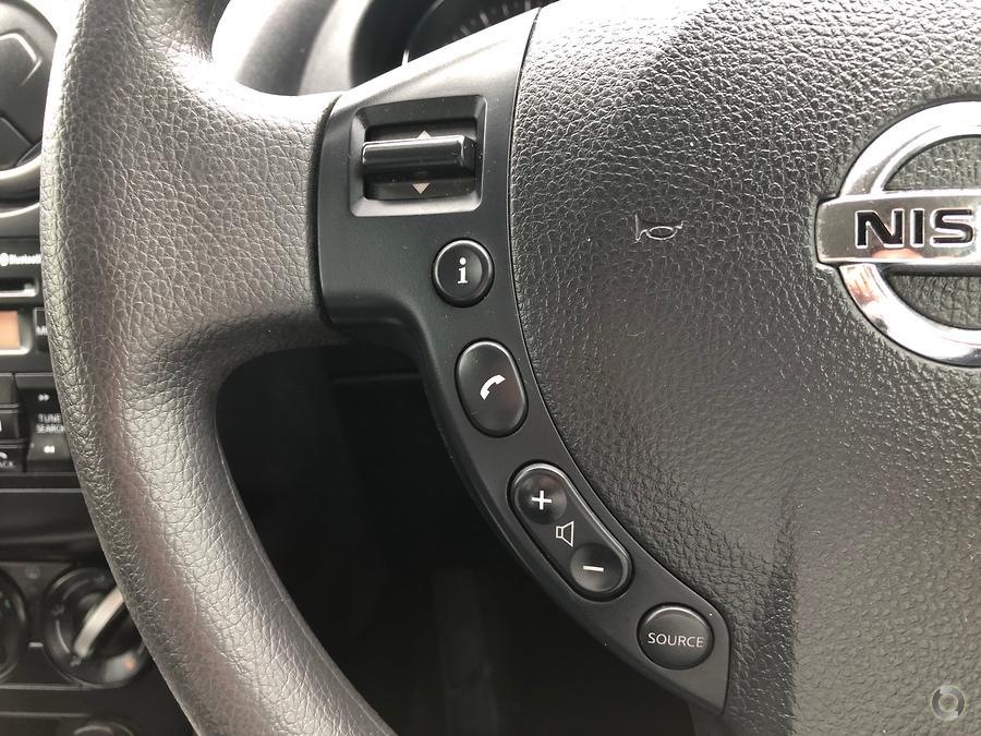 2010 Nissan Dualis ST J10 Series II