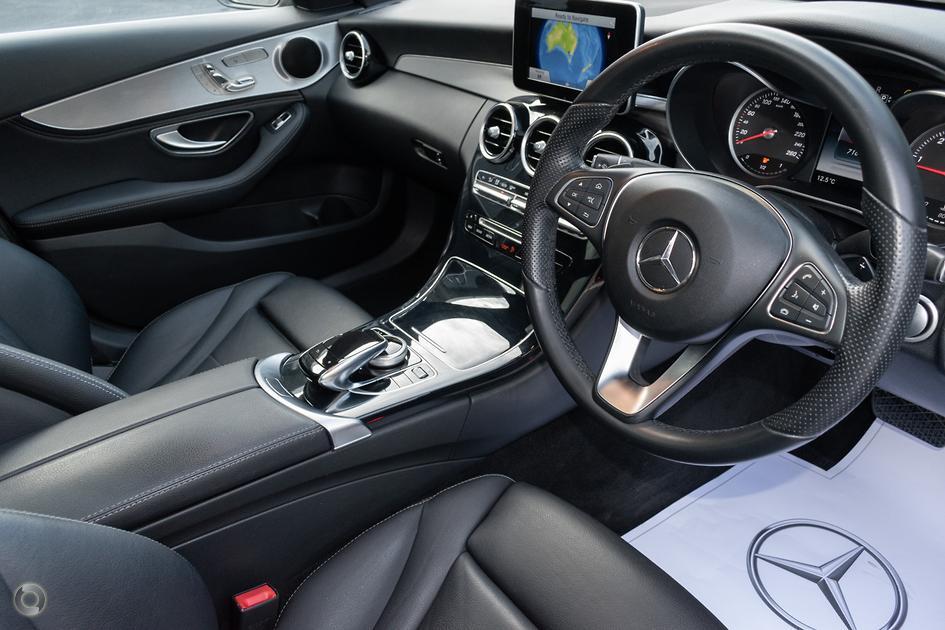 2015 Mercedes-Benz C 250 BLUETEC Sedan