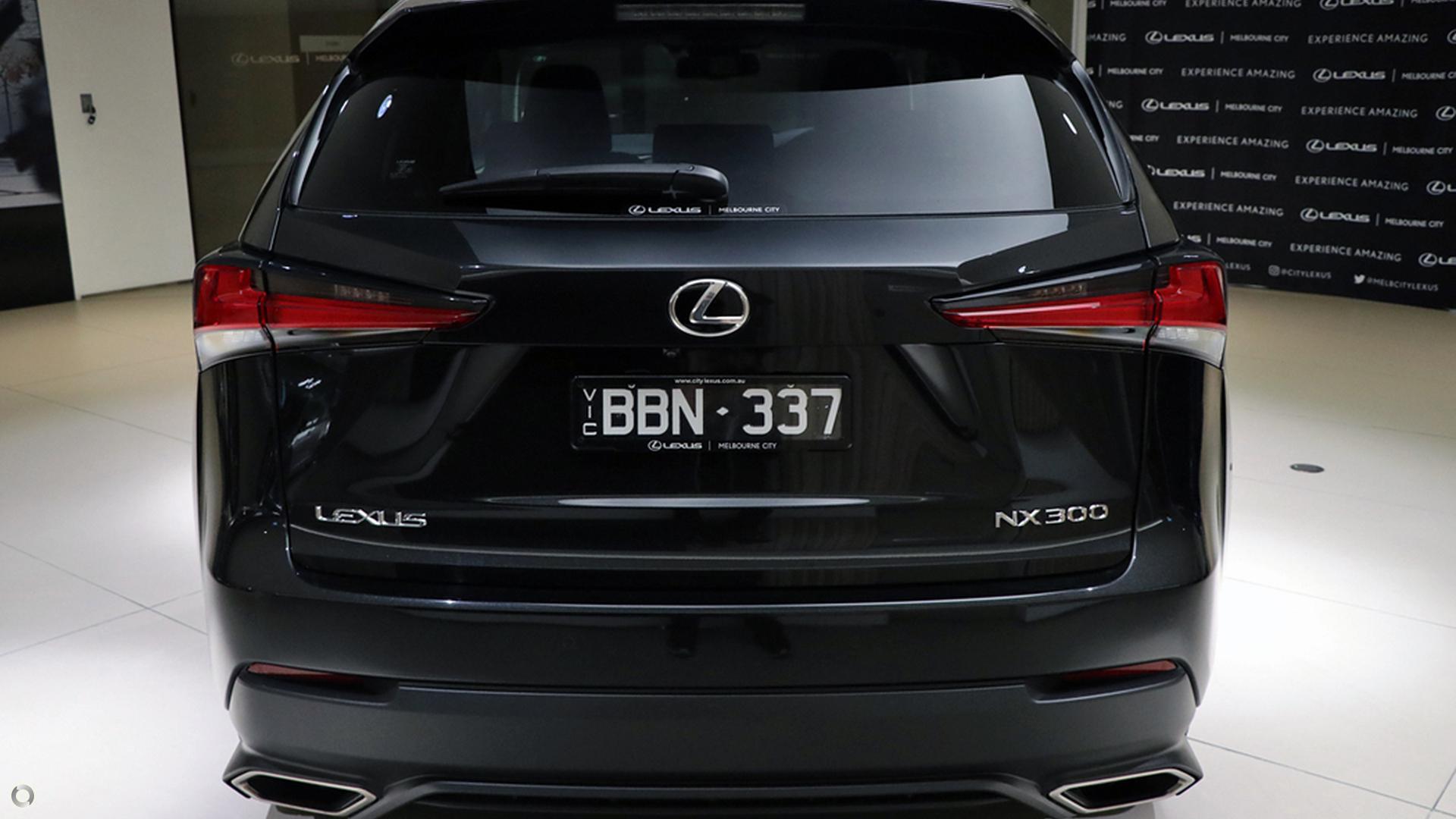 2018 Lexus Nx NX300 Luxury AGZ15R