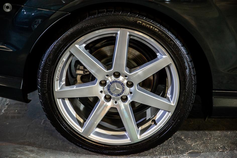 2012 Mercedes-Benz C 180 BLUEEFFICIENCY Coupe