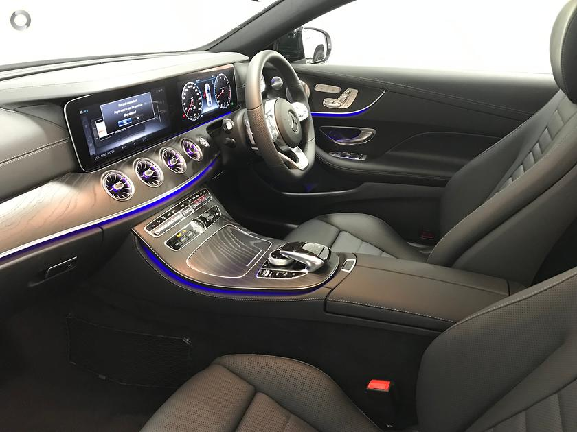 2019 Mercedes-Benz E 450 Coupe