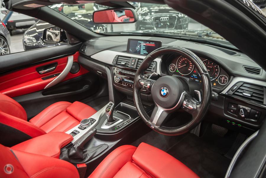2016 BMW 440i  F33