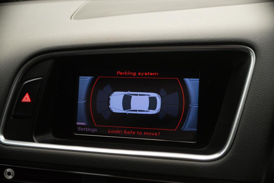 2013 Audi Q5 TFSI 8R