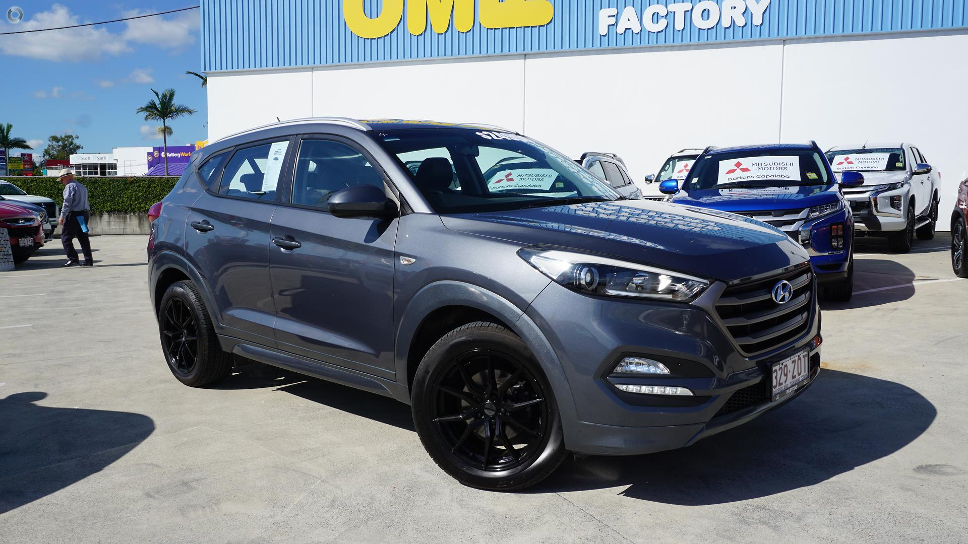 2015 Hyundai Tucson TL