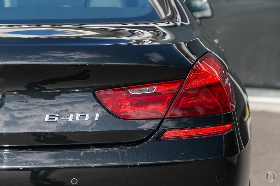 2014 BMW 640i