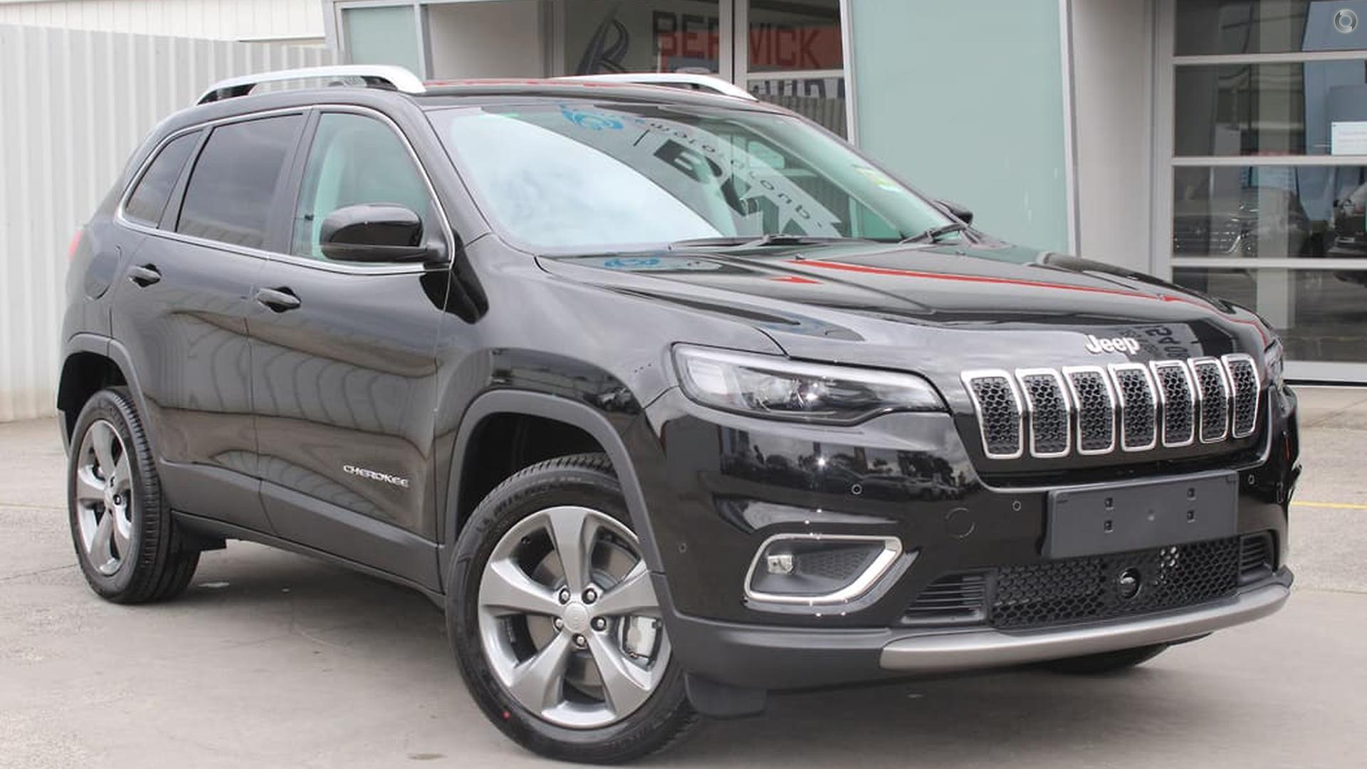 2020 Jeep Cherokee KL