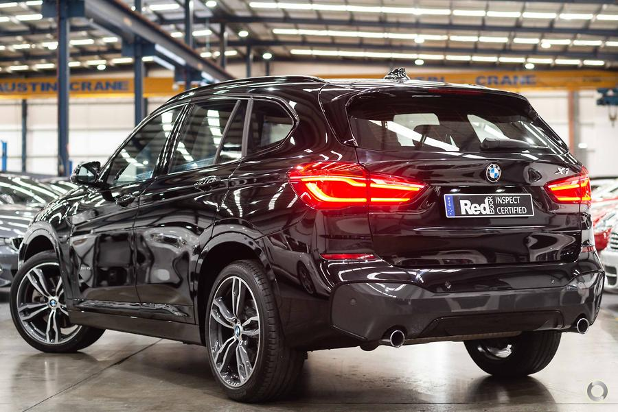 2016 BMW X1 xDrive25i F48