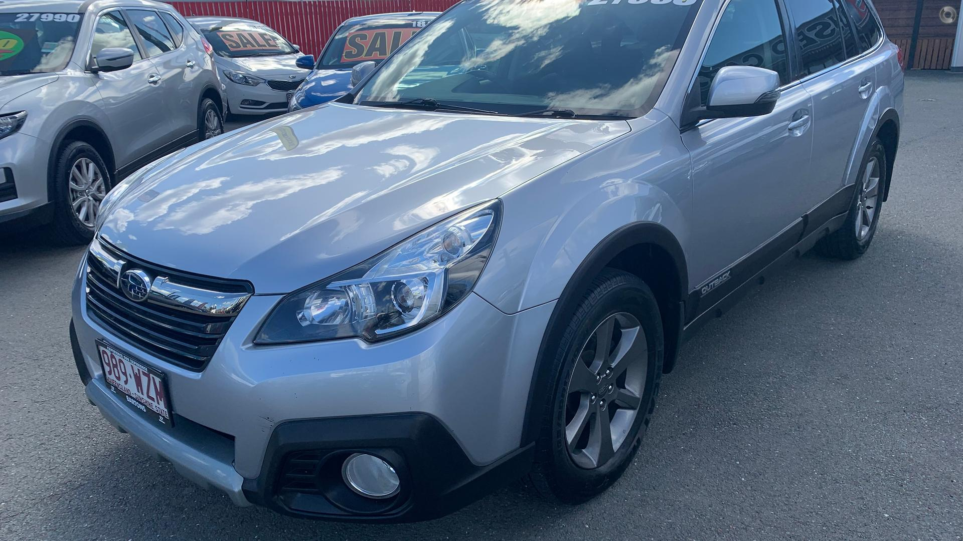 2014 Subaru Outback 2.5i Premium 5GEN