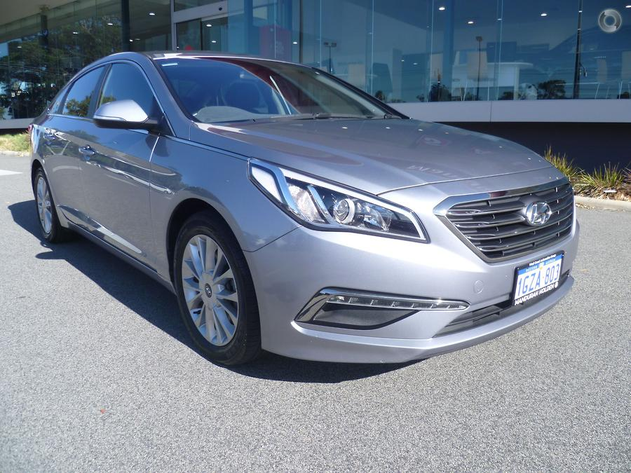 2015 Hyundai Sonata Active LF