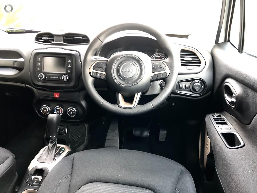 2017 Jeep Renegade Sport BU
