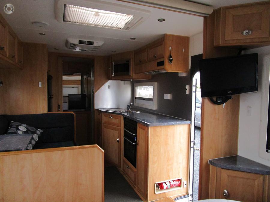 2012 Jb Caravans Victor