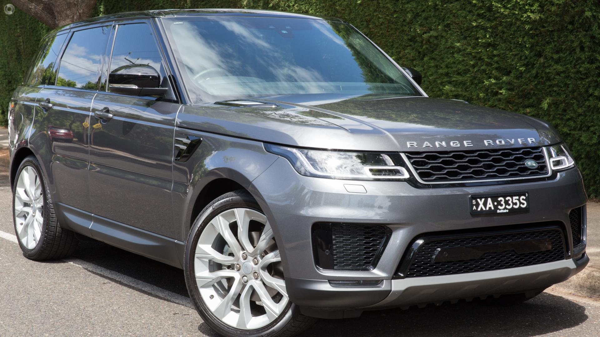 2018 Land Rover Range Rover Sport L494