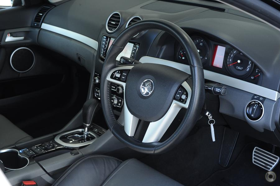 2012 Holden Commodore SS Z Series VE Series II
