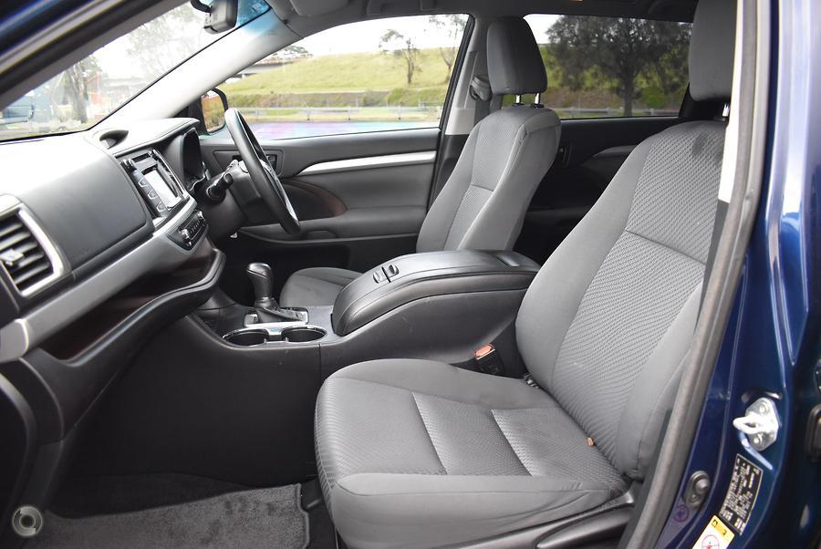 2015 Toyota Kluger GX GSU55R