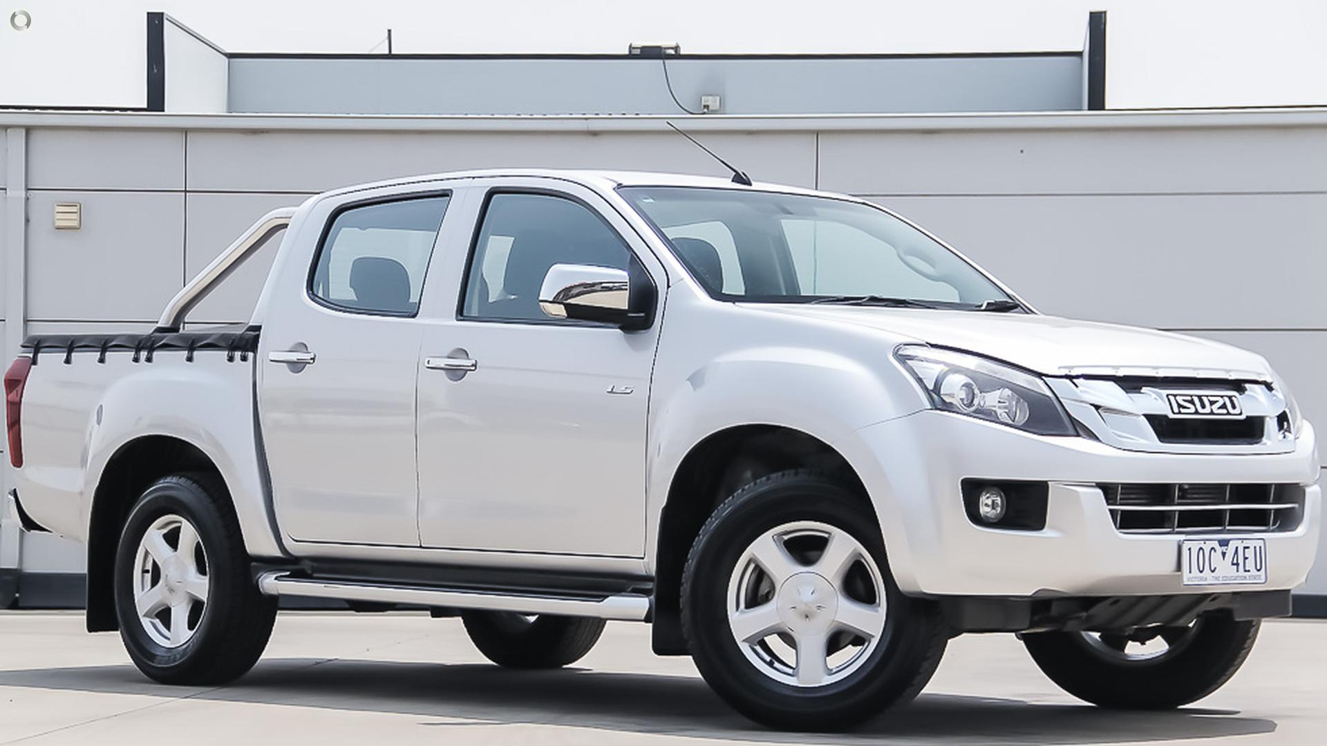 2013 Isuzu D-max (No Series)