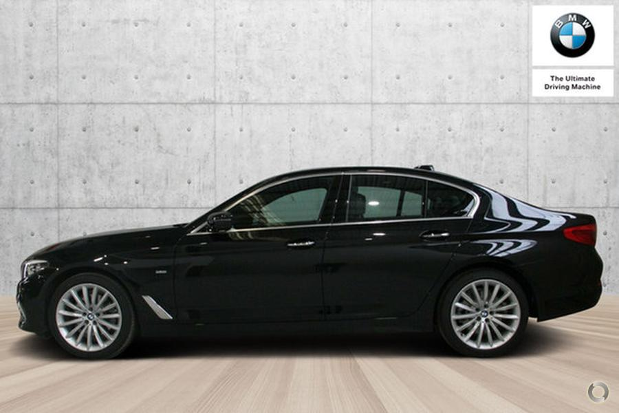 2017 BMW 520i Luxury Line