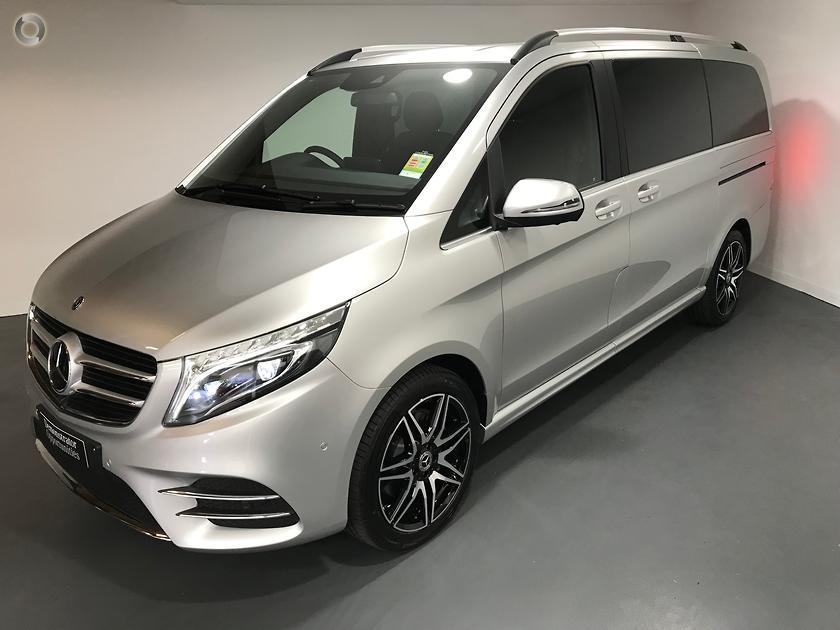 2019 Mercedes-Benz V 250 D AVANTGARDE Wagon