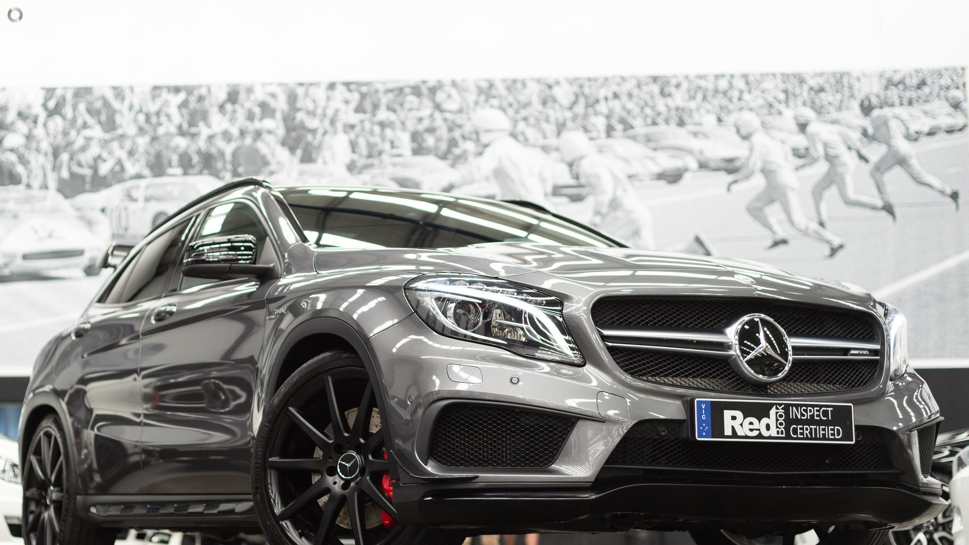 2015 Mercedes-Benz GLA-Class X156