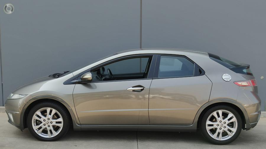 2009 Honda Civic Si 8th Gen