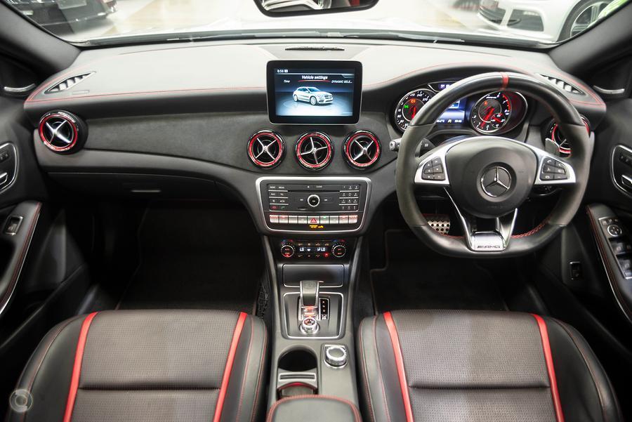 2017 Mercedes-Benz GLA45 AMG  X156