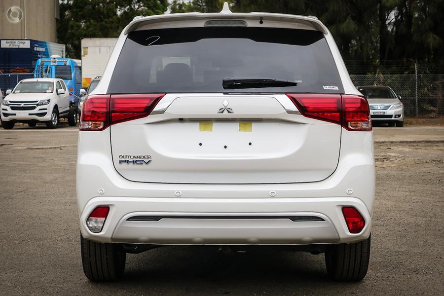 2019 Mitsubishi Outlander PHEV Exceed ZL