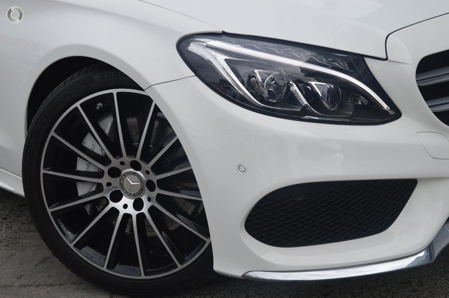 2016 Mercedes-Benz C250  W205