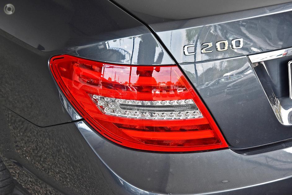 2013 Mercedes-Benz C 200 CDI Sedan