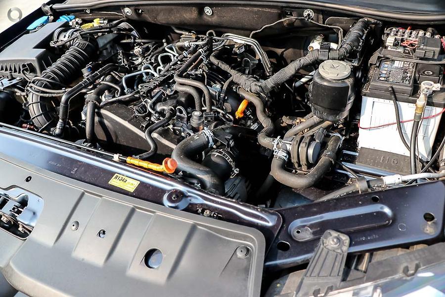 2012 Volkswagen Amarok TDI340 2H