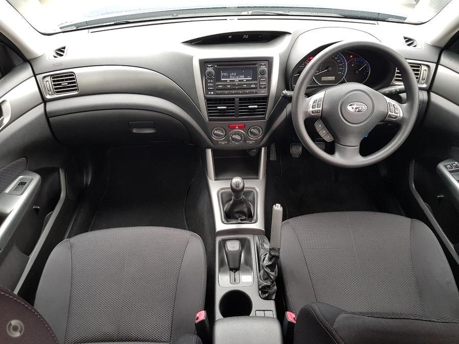 2011 Subaru Forester X S3