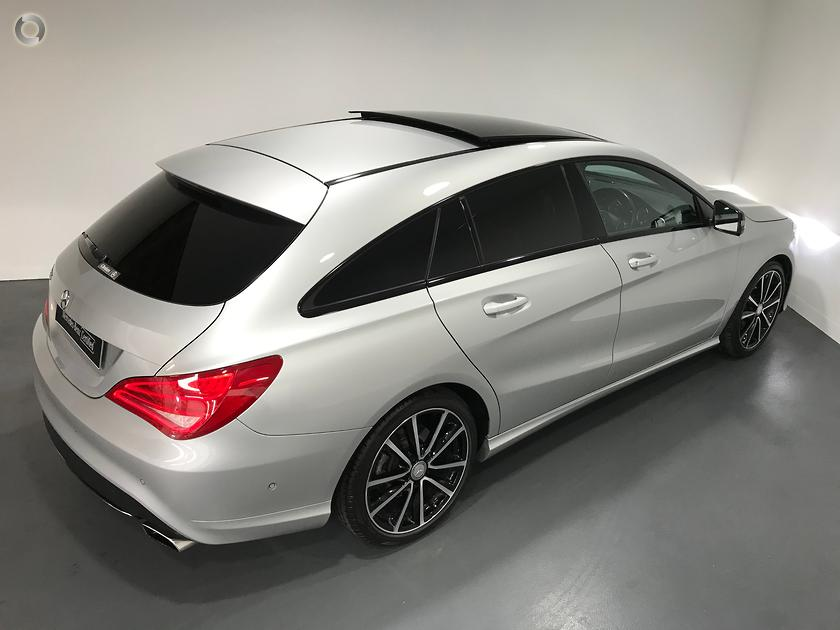 2015 Mercedes-Benz CLA 200 Shooting Brake