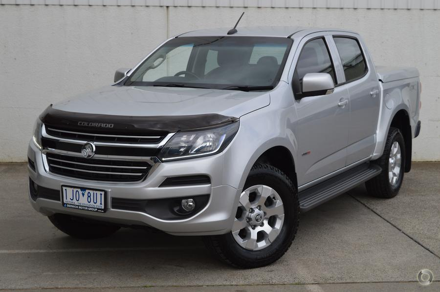 2017 Holden Colorado LT RG
