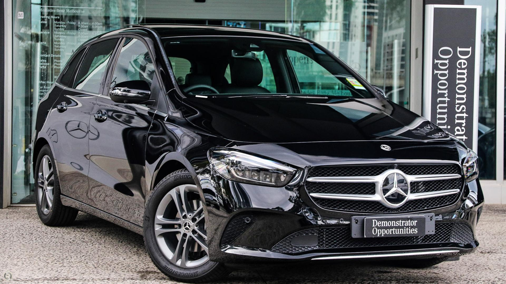 2019 Mercedes-Benz B 180 Hatch