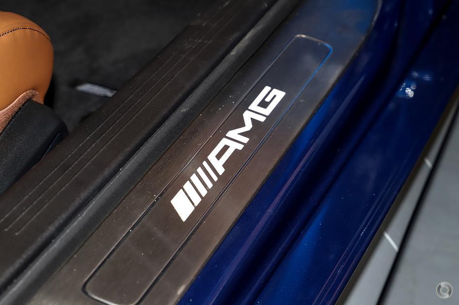 2019 Mercedes-Benz AMG GT Coupé C