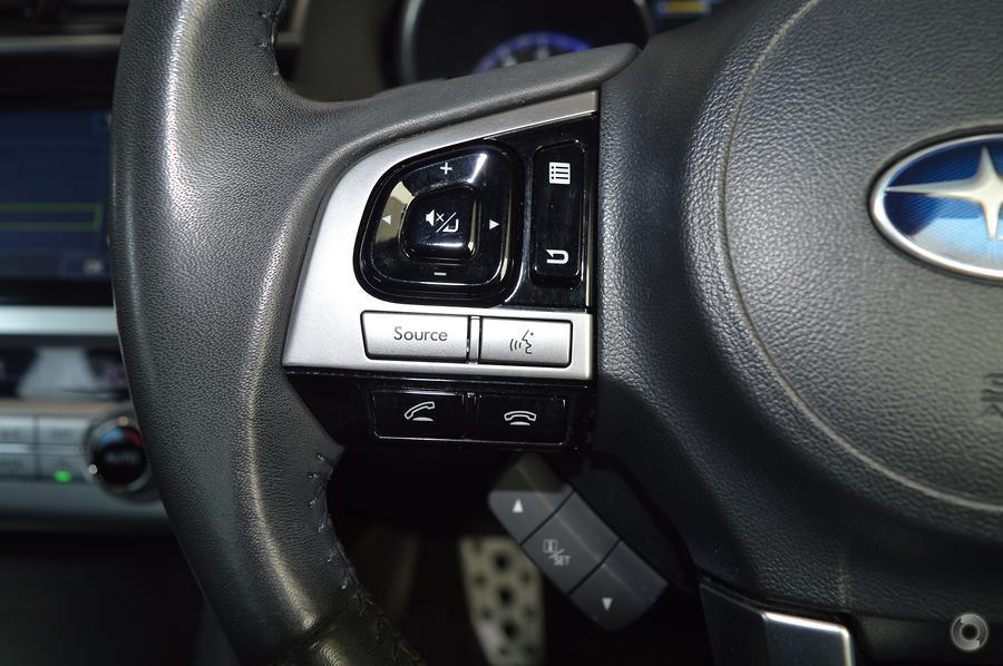 2016 Subaru Liberty 2.5i Premium 6GEN