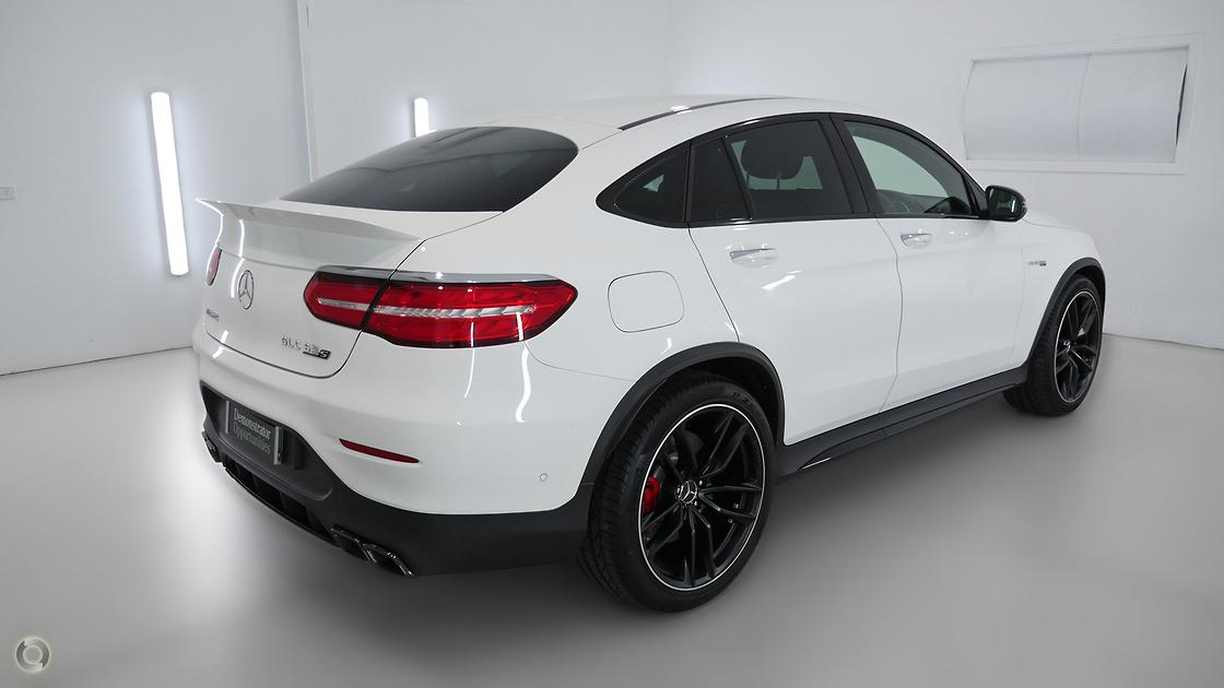 2018 Mercedes-Benz GLC 63 AMG S Coupe