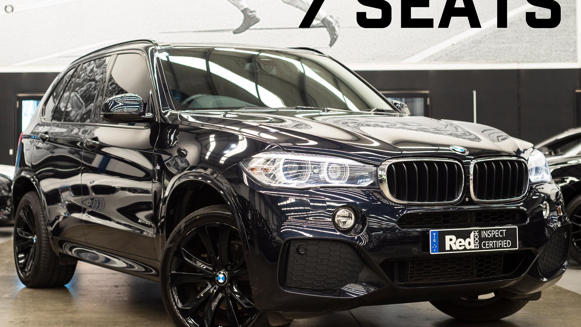 2014 BMW X5 xDrive35i F15