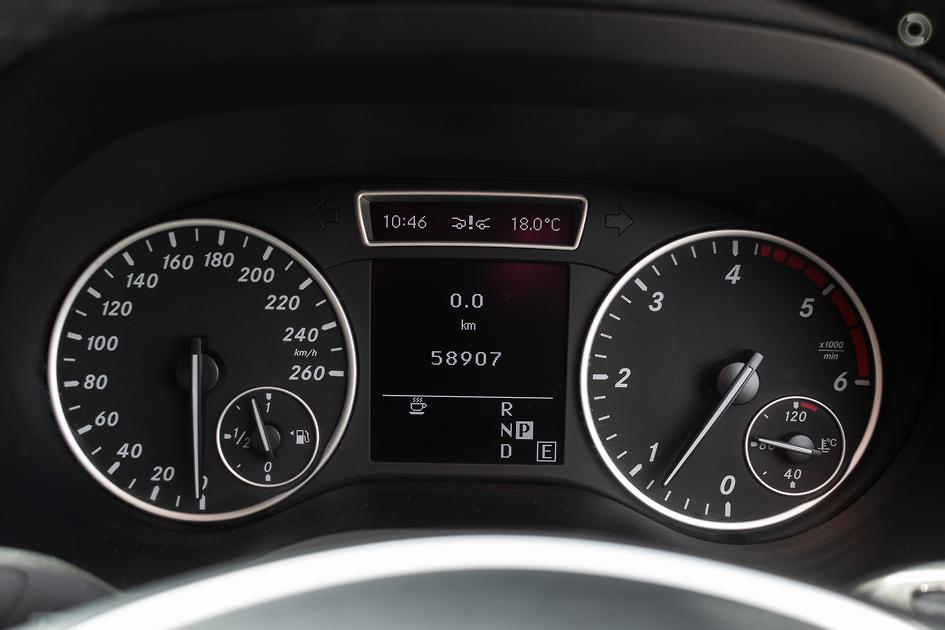 2012 Mercedes-Benz B 200 CDI BLUEEFFICIENCY Hatch