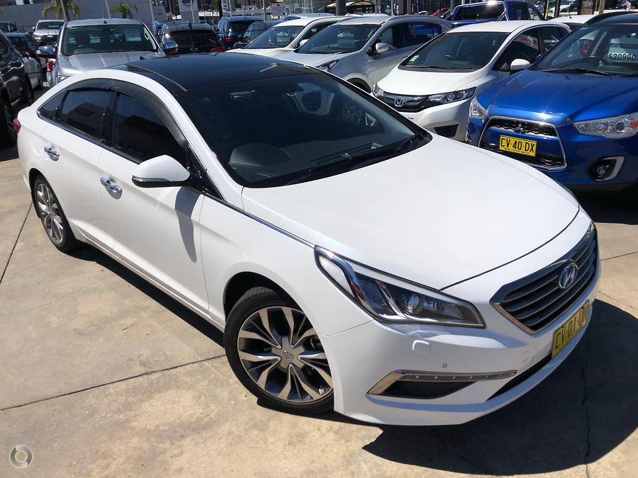 2014 Hyundai Sonata Premium LF