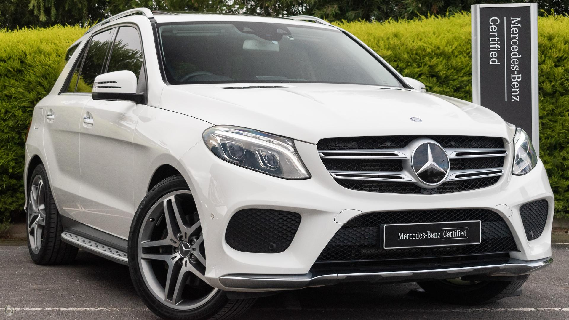2015 Mercedes-Benz GLE 250 D Wagon