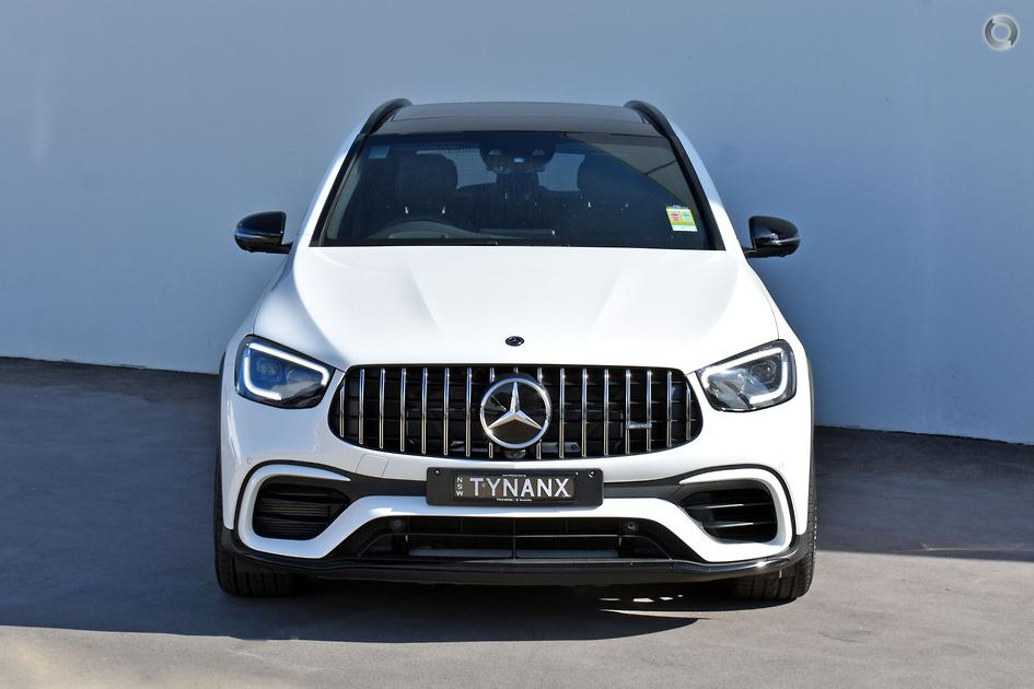 2019 Mercedes-Benz GLC 63 AMG S Wagon