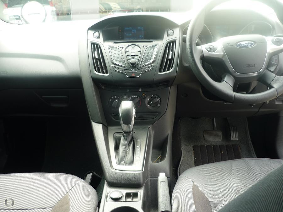 2011 Ford Focus Ambiente LW