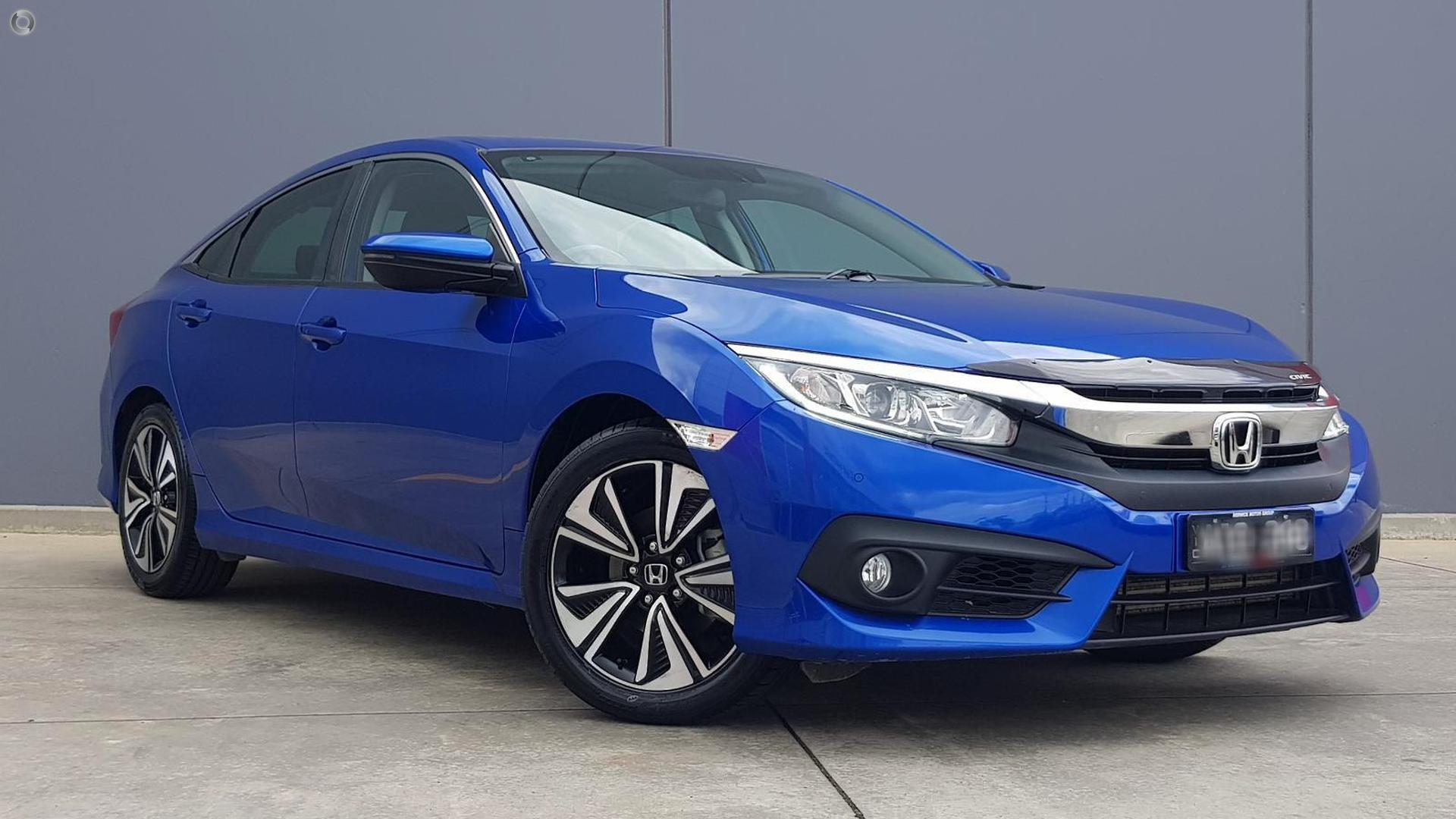 2016 Honda Civic 10th Gen