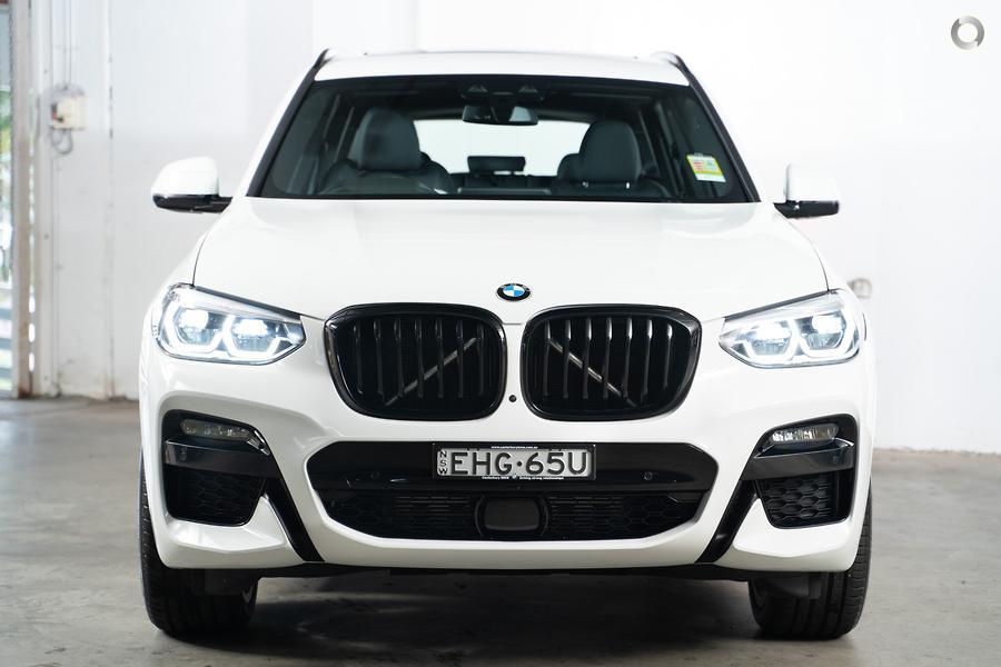 2020 BMW X3 xDrive30i M Sport