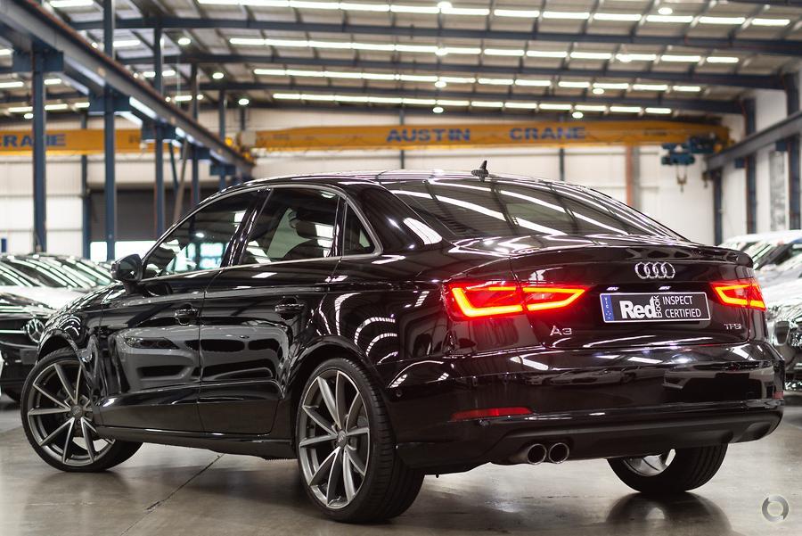 2015 Audi A3 Attraction 8V