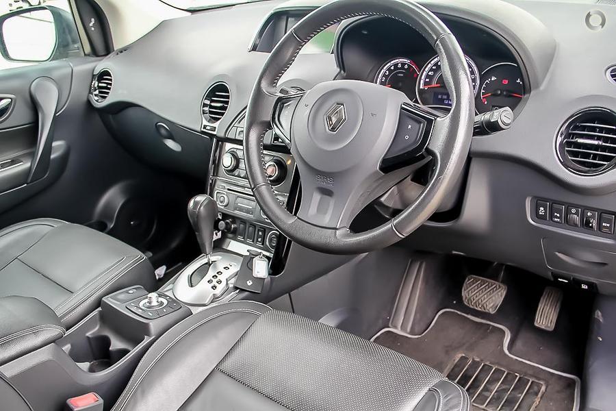2016 Renault Koleos Bose H45 PHASE III