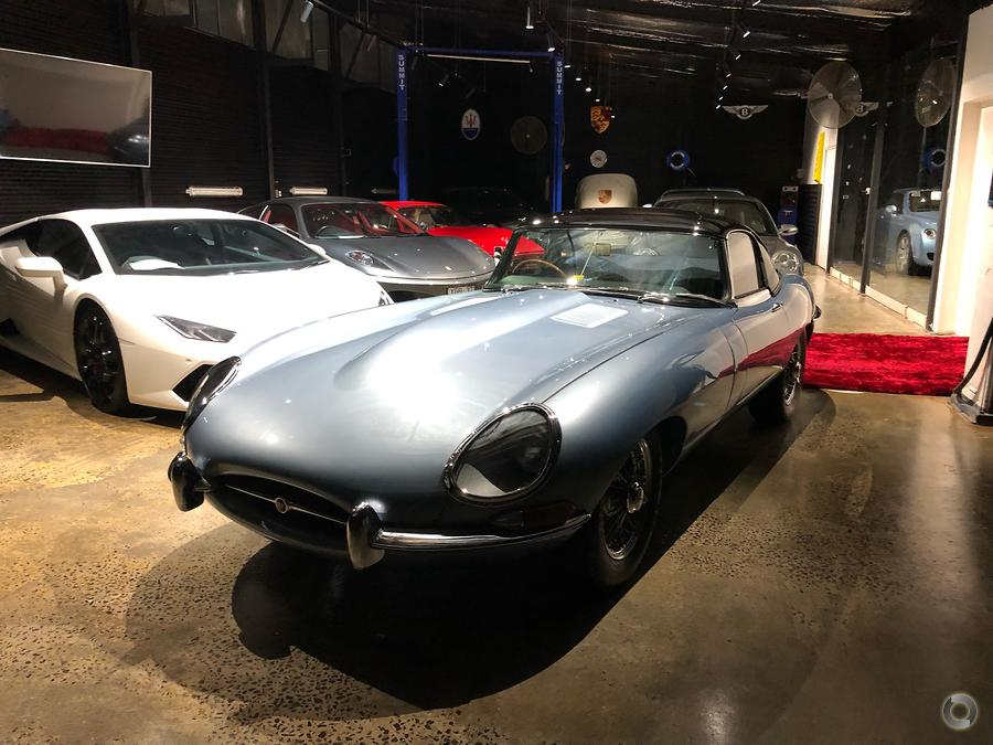 1966 Jaguar E Type  Series 1