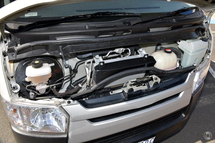 2015 Toyota Hiace  KDH201R