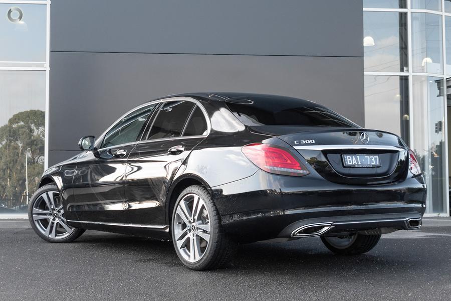 2019 Mercedes-Benz C300 W205 - Patterson Cheney Group